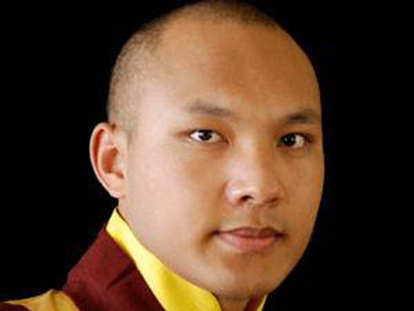 H H the 17th Karmapa Ogyen Trinley Dorjee Photo courtesy: The Economic Times