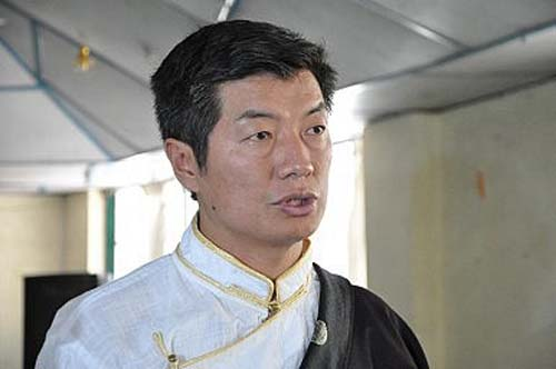 Lobsang Sangay, Prime Minister of Tibetans in exile. Photo credit: Tenzin Phende