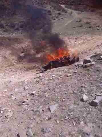 Tibetan man burns himself to death in eastern Tibet