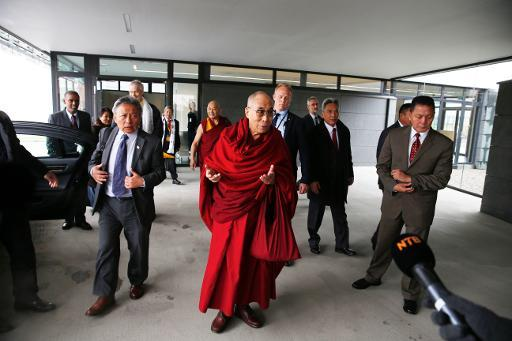 His Holiness the Dalai Lama. Photo: AFP