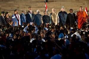 Narendra Modi Sworn In as India's 15th Prime Minister