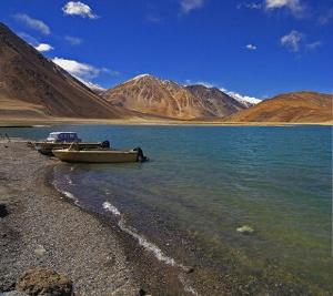 Chinese troops make bids to enter Indian waters in Ladakh: Reports