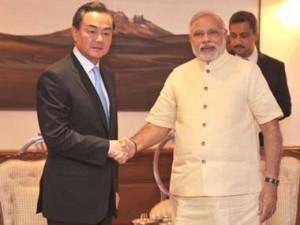 Stapled visas will stay: China stares down Modi, Sushma