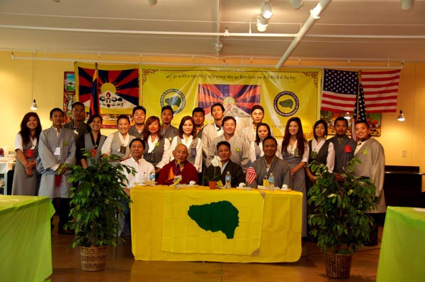Annual North America Regional Tibetan Youth Congress meet held in Madison