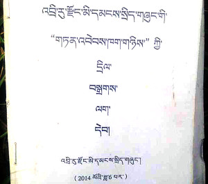 County government in eastern Tibet announces new laws and punishments for native Tibetans