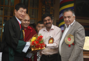 Thousands attend His Holiness' 79th birthday celebrations in Dharamsala