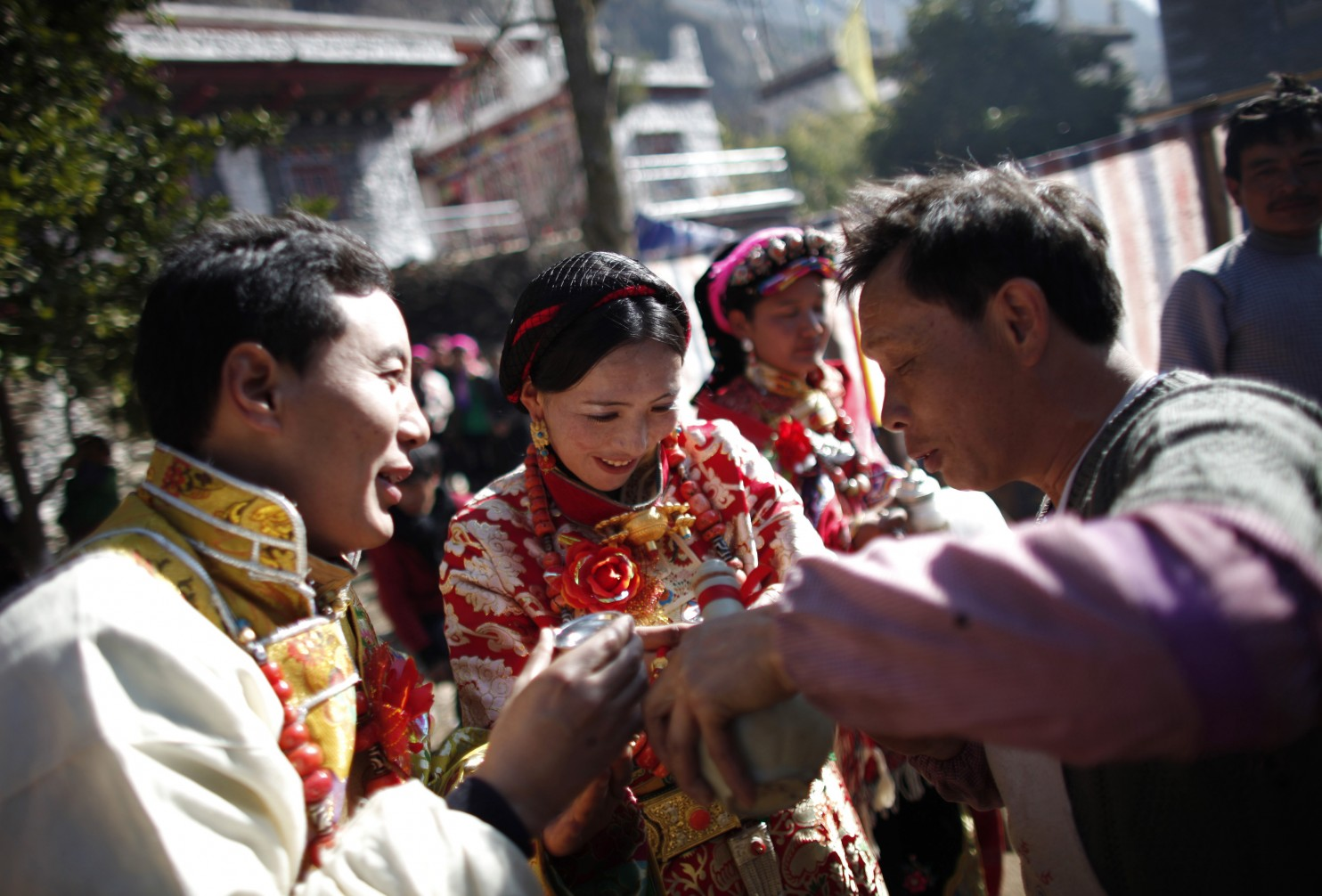 China promotes mixed marriages in Tibet as way to achieve 'unity'
