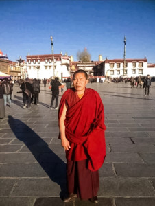 Senior Tibetan monk sentenced to nine years' imprisonment