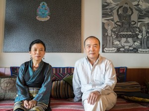 Woeser and Wang Lixiong