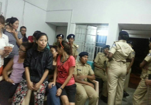 Tibetan students detained in Vadodara, Gujarat
