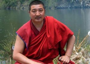 An undated photo of Jigme Gyatso.