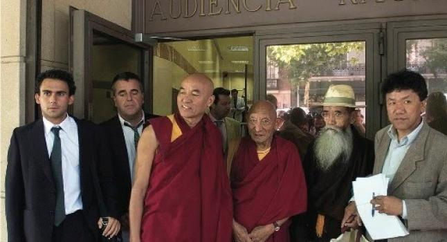Spanish Challenge Against Tibetan Genocide Case Accusing Former Chinese Leaders