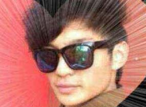 Dorjee Rinchen aka Dori in an undated photo.