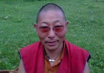 An undated photo of Tsangyang Gyatso