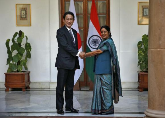 China protests over Japan's comments on border dispute with India