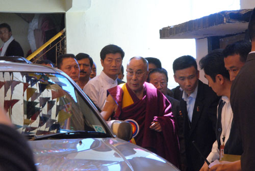 His Holiness graces 20th Shoton festival in Dharamsala