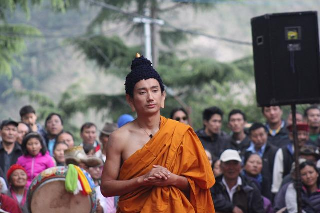 20th Shoton festival concludes with new opera performance on life of Lord Buddha