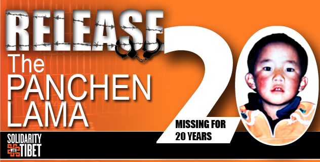 CTA urges international community and Tibet supporters to call for Panchen Lama's release on 'International Solidarity Day with Tibet'