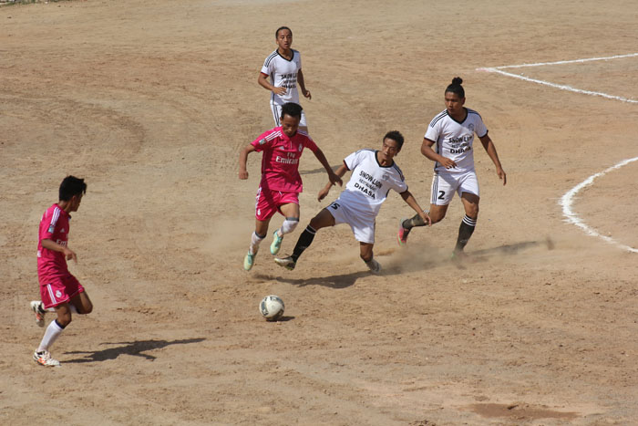 GCM Gold Cup football tournament kicks off in Dharamsala