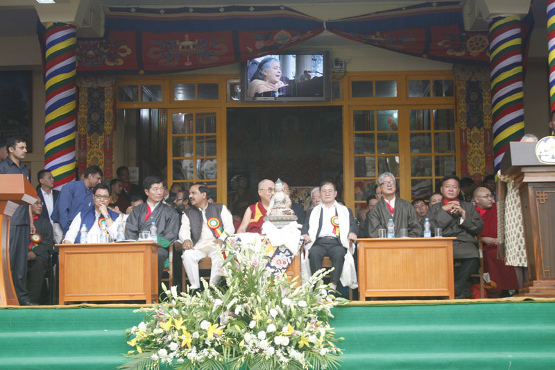 His Holiness says will remain healthy for 20 years more at 80th birthday celebrations in Dharamsala
