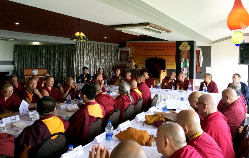 12th Religious Conference begins in Dharamsala