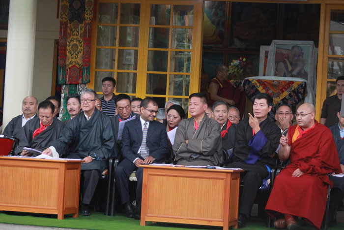 Dharamsala celebrates His Holiness' 80th birthday