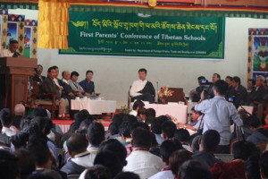 Tibetan parents should act as role model for their children: Sikyong Sangay