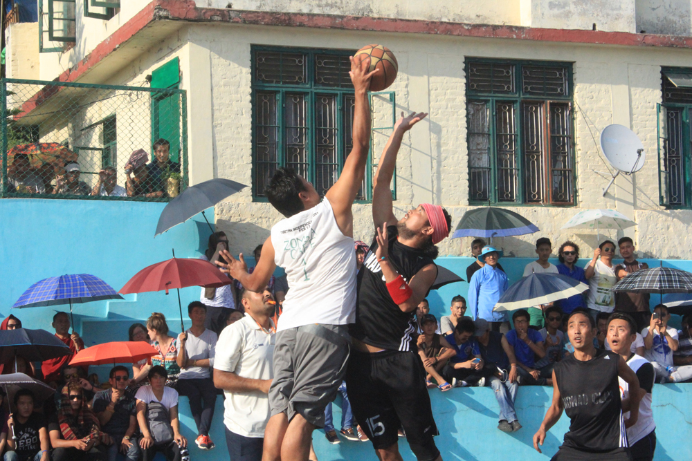 "TYC marks 46th founding day with grand finale of ""Martyrs Memorial Basketball Tournament"""