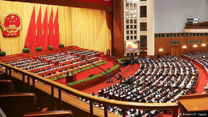 China passes new law to scrutinize NGOs