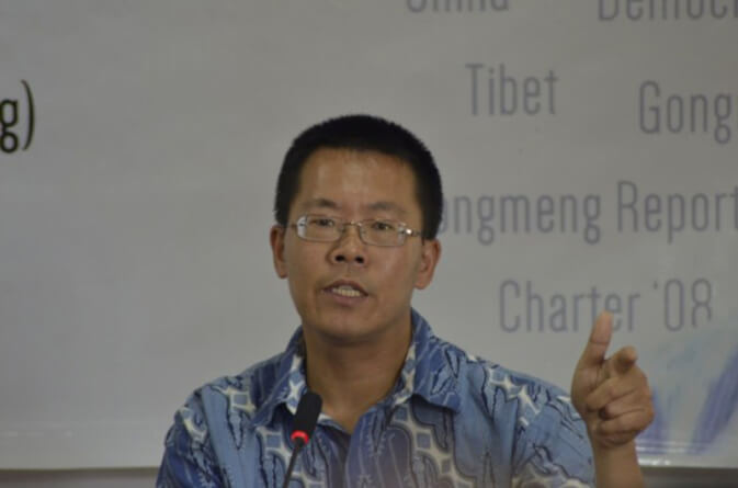 An interview with China's foremost rights lawyer Dr Teng Biao