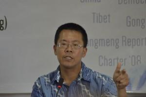 Dr Teng Biao
