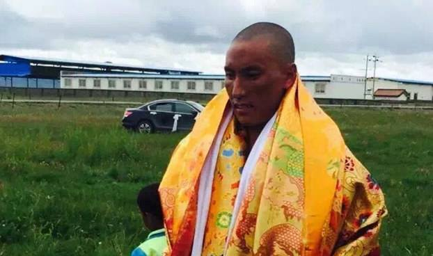 Soktsang monastery monk released after completing two and half years' sentence