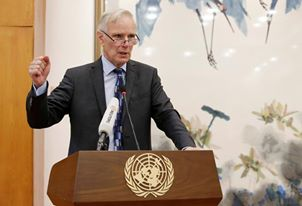 UN Adviser: China uncooperative, crackdown on dissent could lead to unrest