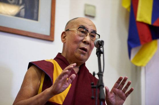 His Holiness the Dalai Lama inaugurates 7th Tibet Support Group Conference in Brussels