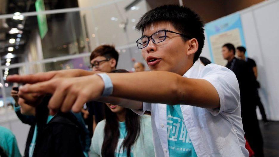 China behind Joshu Wong's deportation from Thailand