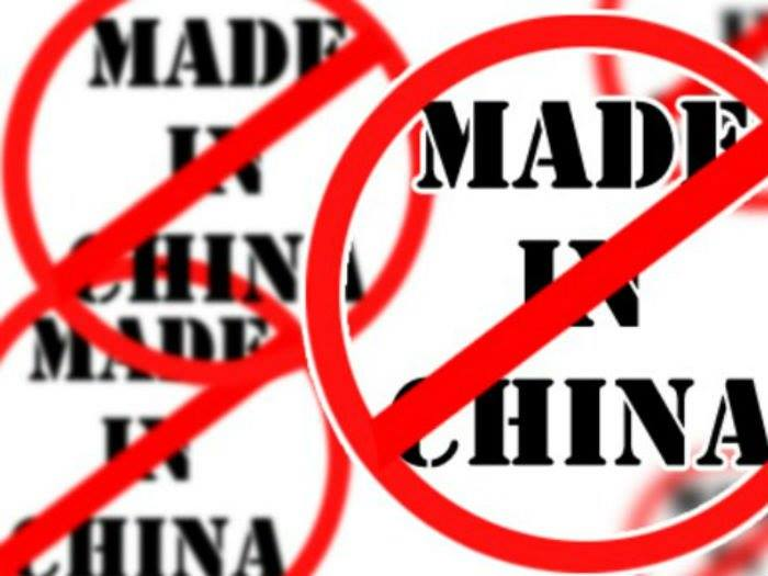 Village court in Bihar bans 'Made in China' products