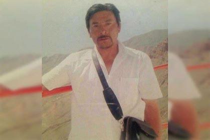 Sangdak Kyab in an undated photo.