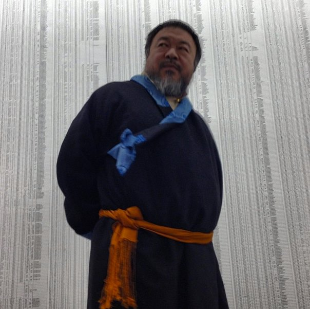 Ai Weiwei calls on western governments to tackle China on human rights at any cost