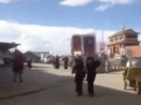 Two Tibetan women stage peaceful protest in Ngaba