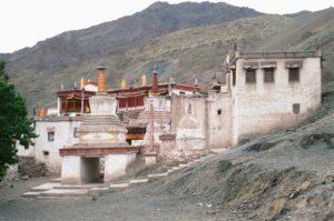 Stok monastery in Leh, Ladakh. image: rltgo.com