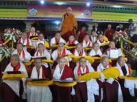 20 nuns awarded historic Geshema degree