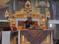 His Holiness the Dalai Lama begins 34th Kalachakra initiations