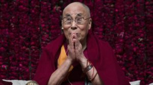 China curbs on free speech immoral, says Dalai Lama