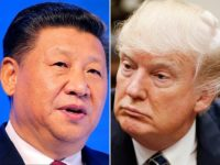 President Trump says meeting with Xi would be 'very difficult'