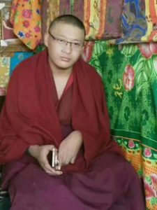 Lobsang Kunchok after release from prison. Image - TCHRD