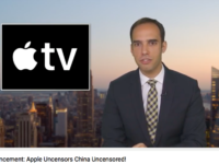 Apple quietly lifts ban on 'China uncensored'