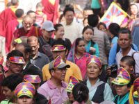 Tibetans in Dharamsala observe 22nd anniversary of Panchen Lama's arbitrary detention