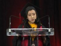 Chinese student in US forced to apologise for commencement speech lauding freedom and fresh air in US