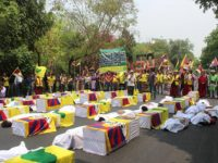Tibetans march to UN office in Delhi appealing for urgent meeting on Tibet