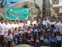Dharamsala Tibetans observe International Day Against Drug Abuse and Illicit Trafficking with open marathon